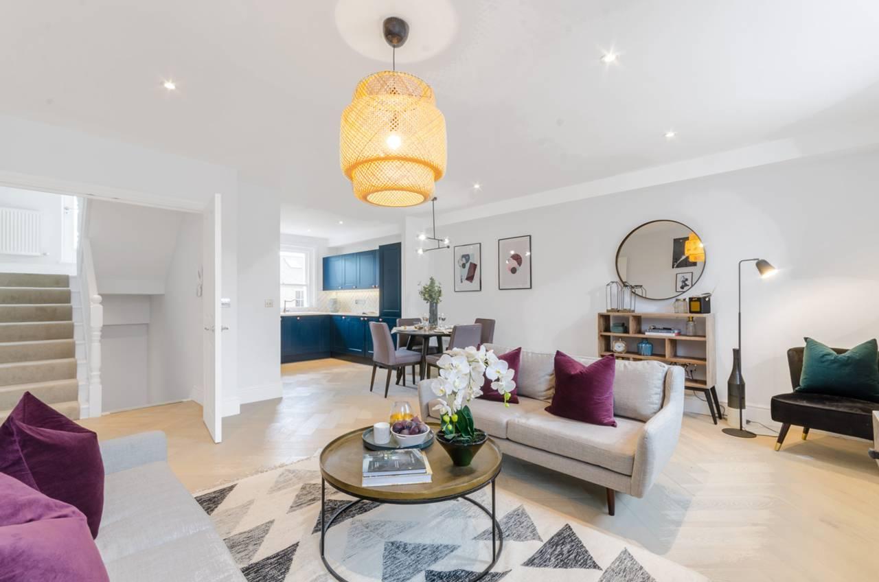 Appartamenti Vendita Londra Parsons Green1